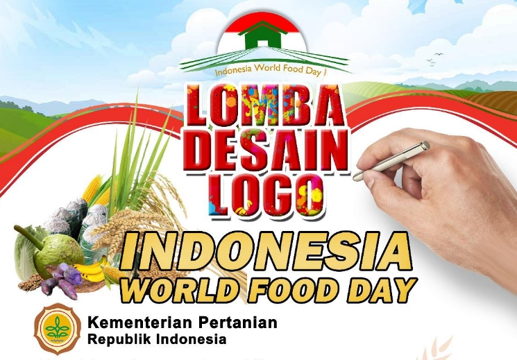 Lomba Desain Logo Indonesia World Food Day