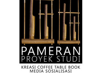 Pameran Coffee Table Book