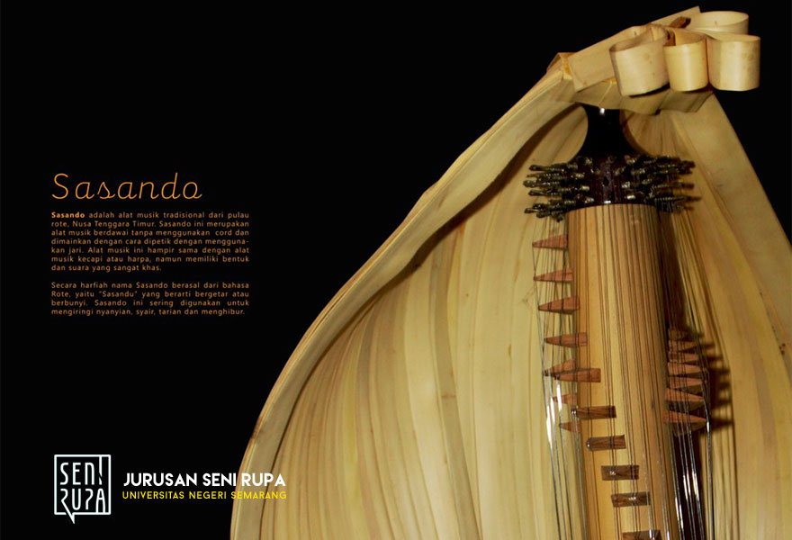 Coffee Table Book Alat Musik Bambu Indonesia