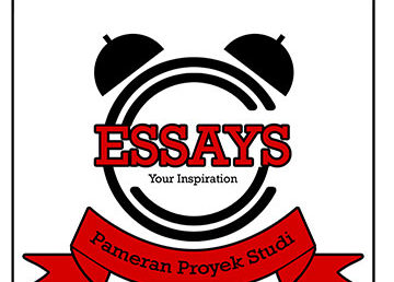 Pameran Media Promosi Essays Clothing