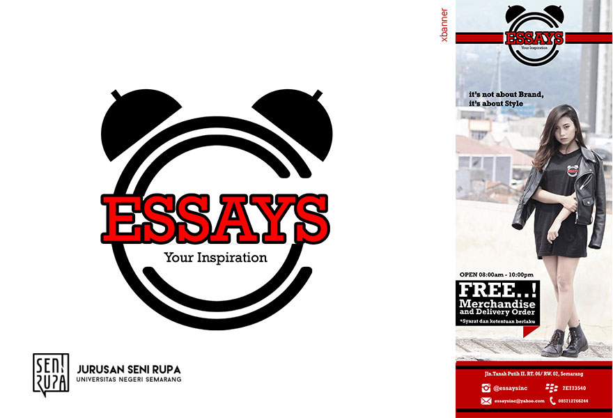 Media Promosi Essays Clothing